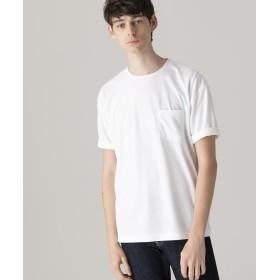 【20%OFF】 マッキントッシュ フィロソフィー ビッグボディポケTシャツ メンズ ホワイト 36 【MACKINTOSH PHILOSOPHY】 【セール開催中】