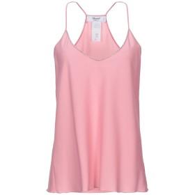 《期間限定 セール開催中》BLUGIRL BLUMARINE レディース トップス ピンク one size ポリエステル 100%