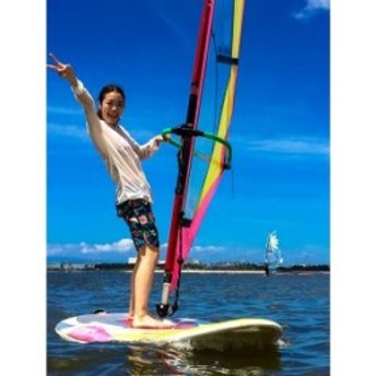 【体験チケット】ウインドサーフィン1日体験