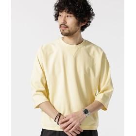 [マルイ]【セール】【19SS】ターンナップカフスワイドTシャツ7/S/ナノ・ユニバース(メンズ)(nano universe)