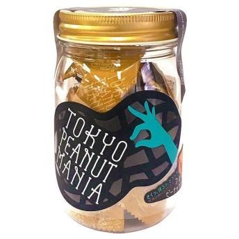 森永新研究所森永製菓 TOKYO PEANUT MANIA (東京ピーナッツ マニア)10粒入り 1瓶