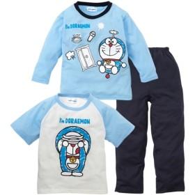 【I'm Doraemon】2トップスパジャマ(男の子 女の子 子供服) キッズパジャマ