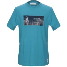 《期間限定 セール開催中》DEPARTMENT 5 メンズ T シャツ アジュールブルー S コットン 100%