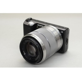 [中古] SONY デジタル一眼カメラα NEX-5K(B) ズームレンズキット ブラック