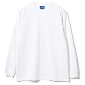 BEAMS / ハイテック ルーズ Tシャツ メンズ Tシャツ WHITE S