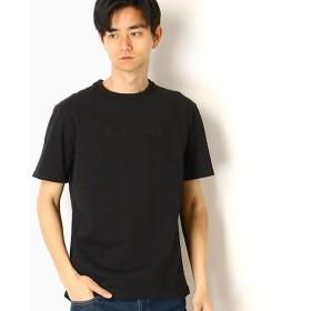[マルイ]【セール】【WILDTHINGS/ワイルドシングス】EMBROIDERY LOGO Tシャツ/アドポーション(ADOPOSION)