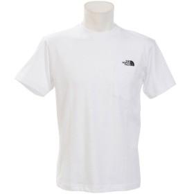 THE NORTH FACE(ノースフェイス)トレッキング アウトドア 半袖Tシャツ S/S SIMPLE LOGO PO NT31933A W メンズ W