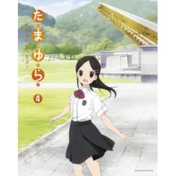 たまゆら~もあぐれっしぶ~第4巻 [Blu-ray](中古品)