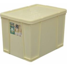 漬物樽 角S 90型 アイボリー 625×443×435(mm)  GTAL258 キッチン