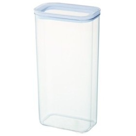 DCMブランド 中身が見える保存容器/角型 2600ml 角型/2500ml