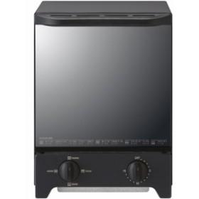 コイズミ KOS-1021/K(ブラック) オーブントースター 1000W