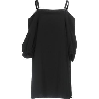 《セール開催中》TIBI レディース ミニワンピース&ドレス ブラック 00 ポリエステル 100%