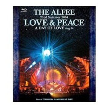 Blu-ray/23rd Summer 2004 LOVE&PEACE A DAY OF LOVE Aug.14