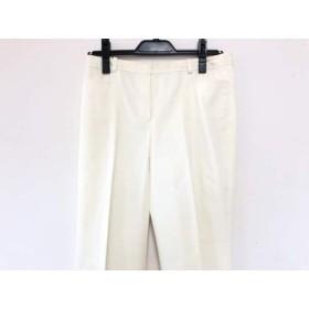 【中古】 バーバリーロンドン Burberry LONDON パンツ サイズ36 M レディース アイボリー