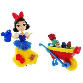 ディズニープリンセス リトルキングダム 白雪姫のガーデニング おもちゃ こども 子供 女の子 ままごと ごっこ 4歳
