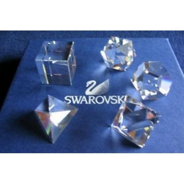 スワロフスキー Swarovski 2003年 限定品 『Platonic Bodies V. 1』 664889