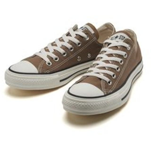 【ABC-MART:シューズ】31300161 AS WASHEDCANVAS OX BROWN 593500-0001