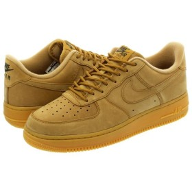 【ビッグ・スモールサイズ】 NIKE AIR FORCE 1 '07 PREMIUM 【WHEAT】 ナイキ エア フォース 1 '07 WB FLAX/FLAX/GUM LIGHT BROWN/OUTDOOR GREEN