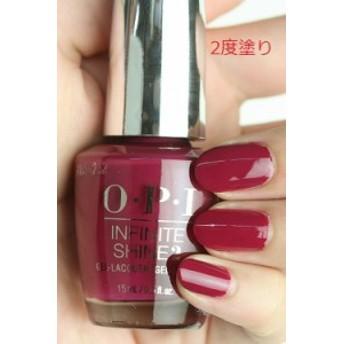 【定形外送料無料】OPI(オーピーアイ)INFINITE SHINE(インフィニット シャイン) IS LB78 Miami Beet(Creme)(マイアミ ビート) opi マニ