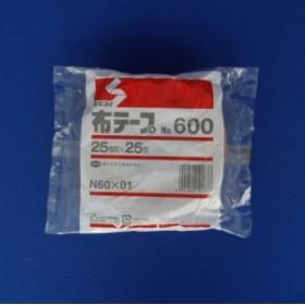 積水化学 布テープNO.600 25X25m (NO.600 25X25)  文具・OA機器 文具・事務用品