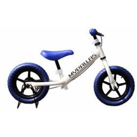 My Pallas(マイパラス)子ども用ペダルなし自転車 ちゃりんこマスター 12インチ MC-01 ブルー