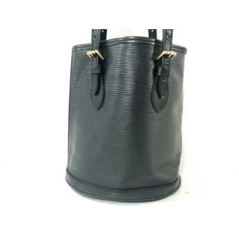中古 Louis Vuitton ルイヴィトン プチ・バケット ショルダーバッグ スペシャルオーダー品 エピ M58992