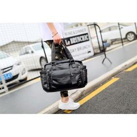 Fashions、2019新品ワンピース/韓国ファッション/高品質で/大人気/激安セール/おしゃれな/PUレザー/大容量/旅行/通勤する/トートバッグ/ショルダーバッグ/バッグ