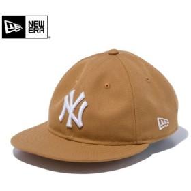 【メーカー取次】 NEW ERA ニューエラ MLB Retro Crown 9FIFTY ニューヨーク・ヤンキース ウィート 12018890 キャップ メンズ 帽子 レトロクラウン ブランド