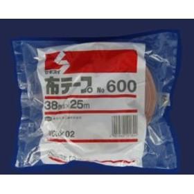 積水化学 布テープNO.600 38X25m (NO.600 38X25)  文具・OA機器 文具・事務用品