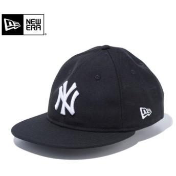 【メーカー取次】 NEW ERA ニューエラ MLB Retro Crown 9FIFTY ニューヨーク・ヤンキース ブラック 12018891 キャップ メンズ レトロクラウン ブランド【Sx】