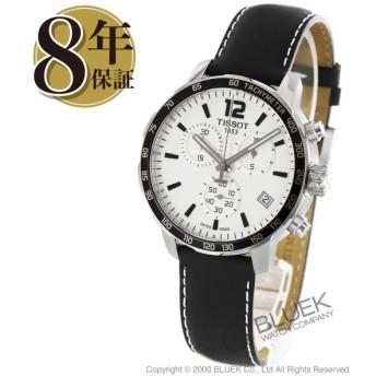 ティソ T-スポーツ クイックスター クロノグラフ 腕時計 メンズ TISSOT T095.417.16.037.00