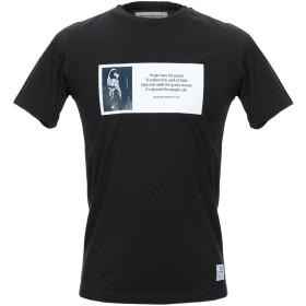 《期間限定 セール開催中》DEPARTMENT 5 メンズ T シャツ ブラック XS コットン 100%