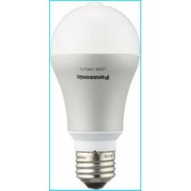 パナソニック LED電球 EVERLEDS 電球40W形相当 密閉形器具対応 E26口金 電球色相当(6.0W) 一般電球・ひとセ