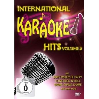 International Karaoke Hits 3 [DVD](中古品)