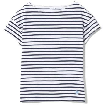 ビームス ウィメン ORCIVAL / ボーダー Tシャツ レディース WHITE/MARINE(EC) ONESIZE 【BEAMS WOMEN】