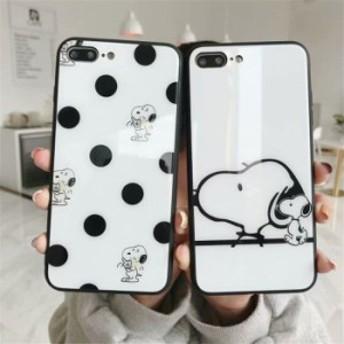 SNOOPY iPhone XS maxケース iphone X ケース アイホンケース スヌーピー iPhone8 plusケーススマホケース 携帯カバー