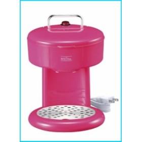 和平フレイズ WAHEI FREIZ メリート 2カップコーヒーメーカー ピンク MM‐8763 4カップ以下