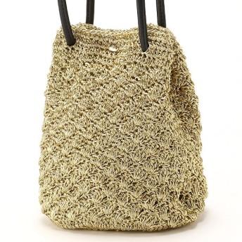 [マルイ]【セール】【MENO MOSSO】コード編巾着バッグ/ザッカホリック(ZAKKAHOLIC)