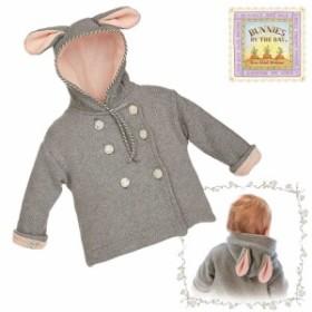 バニーズバイザベイ/ホーピー フード付き セーター ギフト 12M バニーズバイザベイ セーター ベビー 出産祝い プレゼント ギフト ベビ