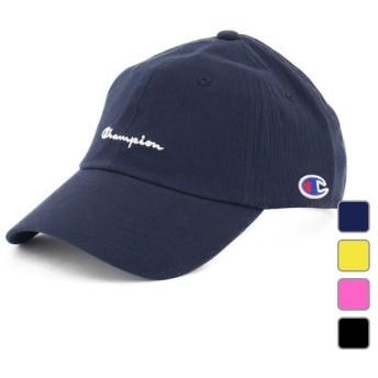 チャンピオン Champion レディース キャップ シアサッカーローキャップ 181-0078 帽子