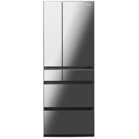 PANASONIC NR-F605WPX-X オニキスミラー [冷蔵庫(600L・フレンチドア)]
