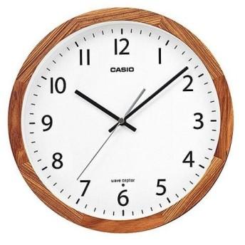 CASIO IQ-1210J-7JF 電波掛け時計
