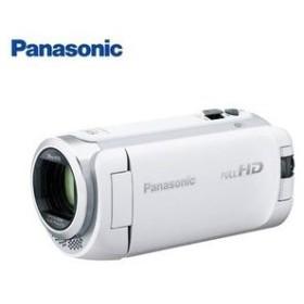 パナソニック デジタルハイビジョンビデオカメラ 64GBメモリー内蔵 HC-WZ590M-W ホワイト (送料無料)