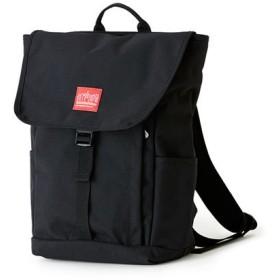 マンハッタン ポーテージ Washington SQ Backpack JR ユニセックス Black M 【Manhattan Portage】