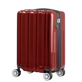 5102-49 容量拡張機能付き鏡面ファスナータイプスーツケース 37L レジェンドウォーカー LEGEND WALKER スーツケース(旅行バッグ)