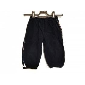 【中古】 ポールスミス PaulSmith パンツ サイズ18m ユニセックス ダークネイビー コーデュロイ
