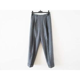 【中古】 エリン ELIN パンツ サイズ36 S レディース 美品 グレー サルエル