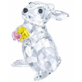 スワロフスキー Swarovski 『ウサギとイエロー・イースターエッグ』 5274174
