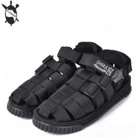 SHAKA シャカ サンダル ハイカー メンズ HIKER ブラック 黒 433031
