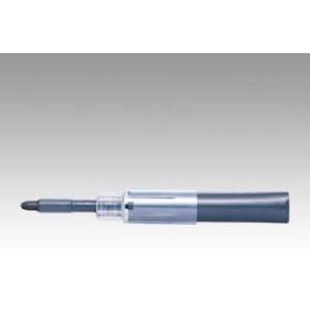 三菱鉛筆 カートリッジPWBR-100-4M24 黒 (PWBR1004M.24)  文具・OA機器 文具・事務用品